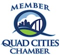 Quad Cities Chamber Member logo