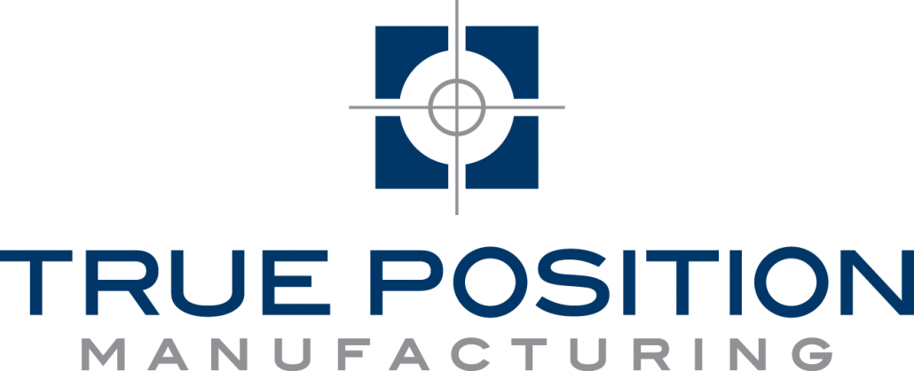 true position manufacturing logo