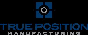 true position manufacturing logo